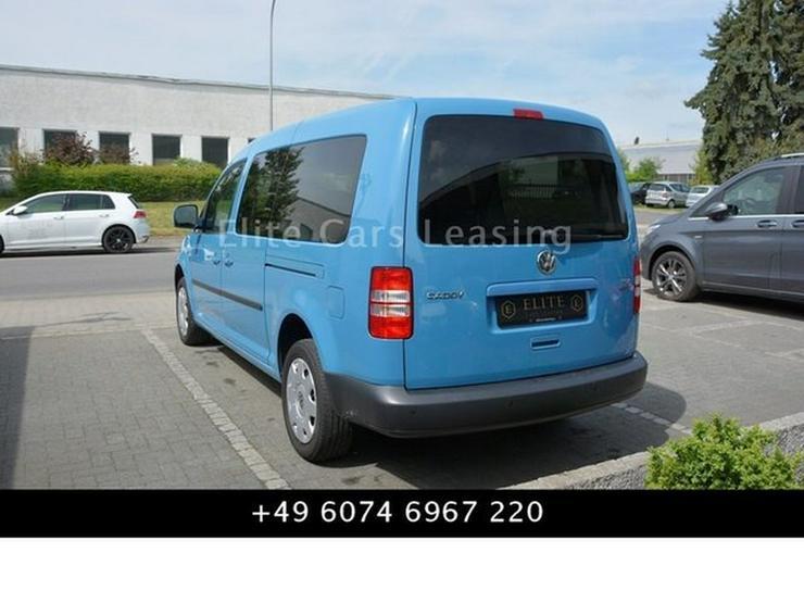 Bild 3: VW Caddy Maxi Trendline BiXen/Klim/2xSchTür/7Sitze