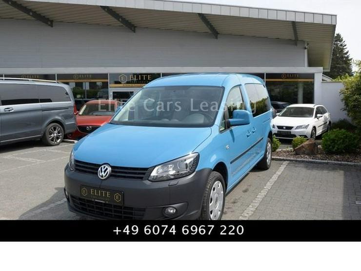VW Caddy Maxi Trendline BiXen/Klim/2xSchTür/7Sitze