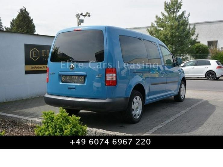 Bild 4: VW Caddy Maxi Trendline BiXen/Klim/2xSchTür/7Sitze