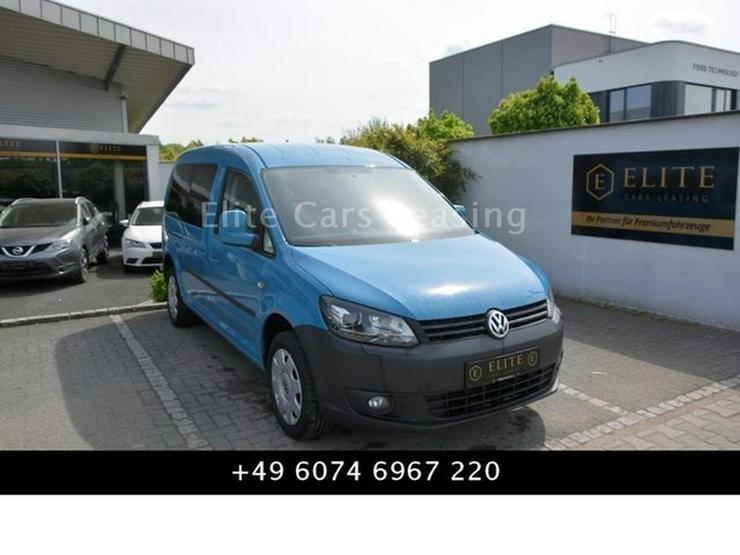Bild 2: VW Caddy Maxi Trendline BiXen/Klim/2xSchTür/7Sitze