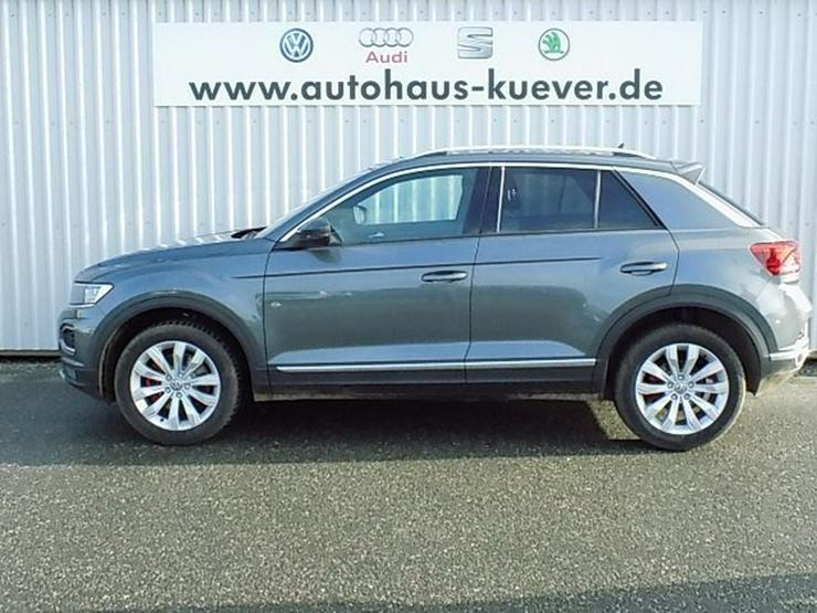 Bild 3: VW T-Roc 2,0 TSI Sport DSG 4-Motion ACC Pano LED