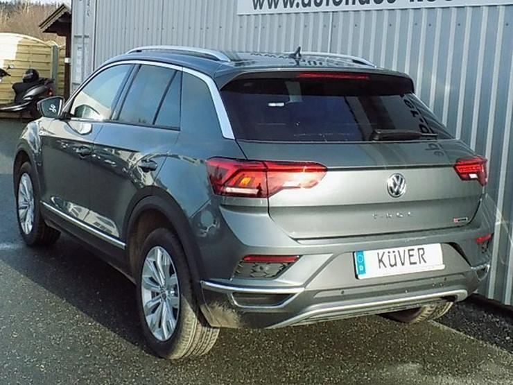 Bild 4: VW T-Roc 2,0 TSI Sport DSG 4-Motion ACC Pano LED