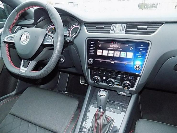 Bild 6: SKODA Octavia Combi RS 2,0 TDI DSG ACC Pano LED Alu18''