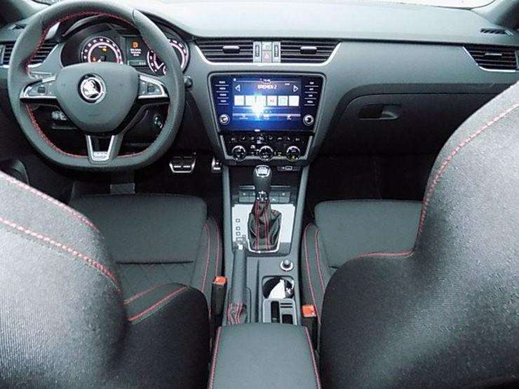 Bild 5: SKODA Octavia Combi RS 2,0 TDI DSG ACC Pano LED Alu18''