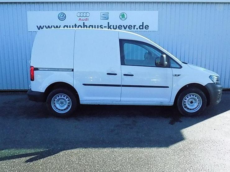 Bild 3: VW Caddy 2,0 TDI Klima Trennwand