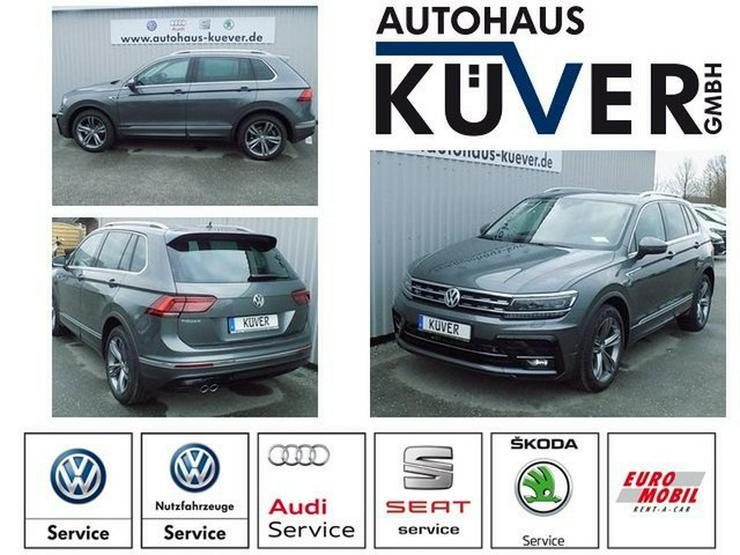 VW Tiguan 1,4 TSI Highline R-line DSG Leder LED AHK - Tiguan - Bild 1