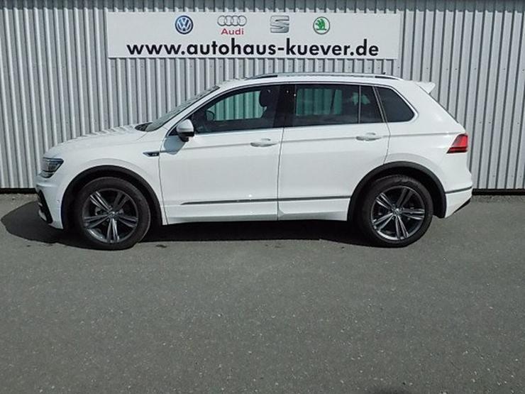 Bild 3: VW Tiguan 1,4 TSI Highline R-Line DSG Leder AHK ACC