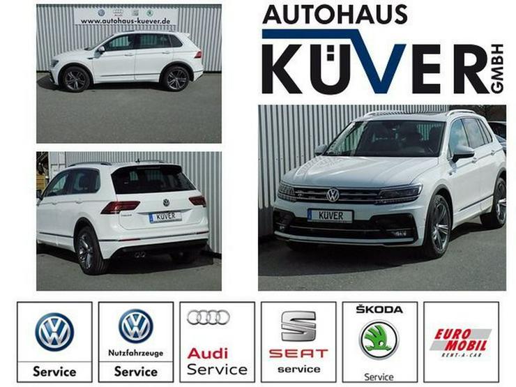 VW Tiguan 1,4 TSI Highline R-Line DSG Leder AHK ACC