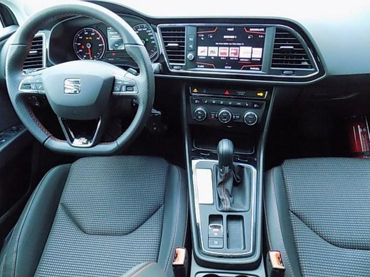 Bild 5: SEAT Leon 1,4 TSI FR DSG Navi LED Sitzheizung Alu18''