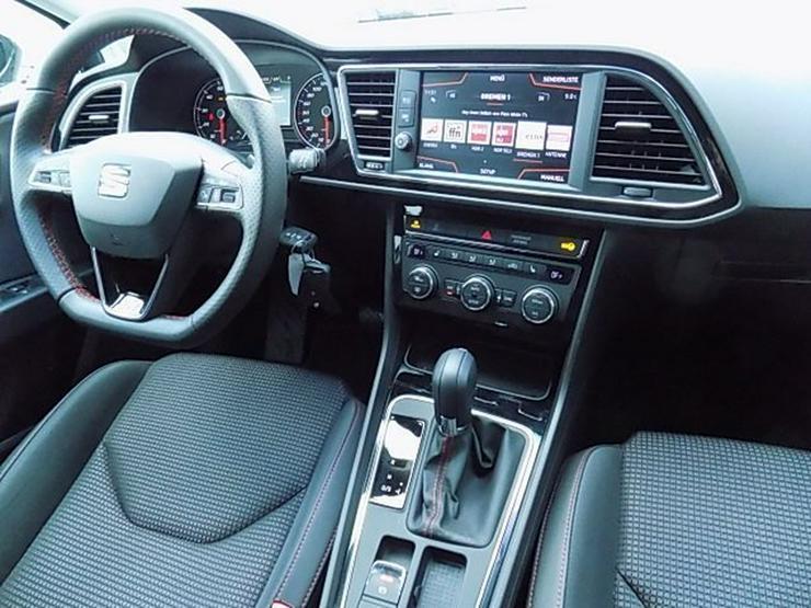 Bild 6: SEAT Leon 1,4 TSI FR DSG Navi LED Sitzheizung Alu18''