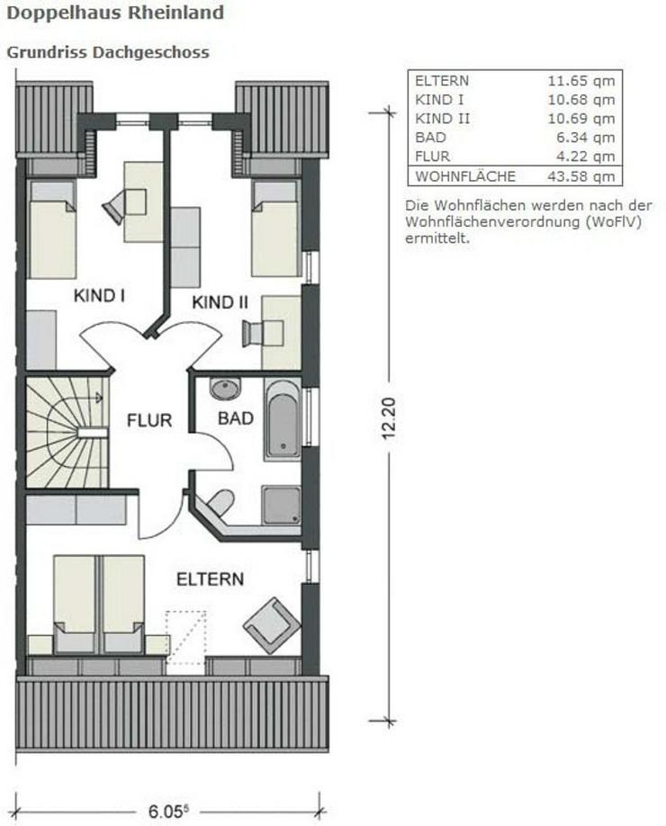 Bild 7: *** Doppelhaushälfte der Extraklasse für die ganze Familie ***tück