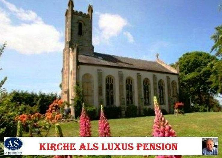 Wohnen und Arbeiten in einer Schottischen Kirche! - Auslandsimmobilien - Bild 1
