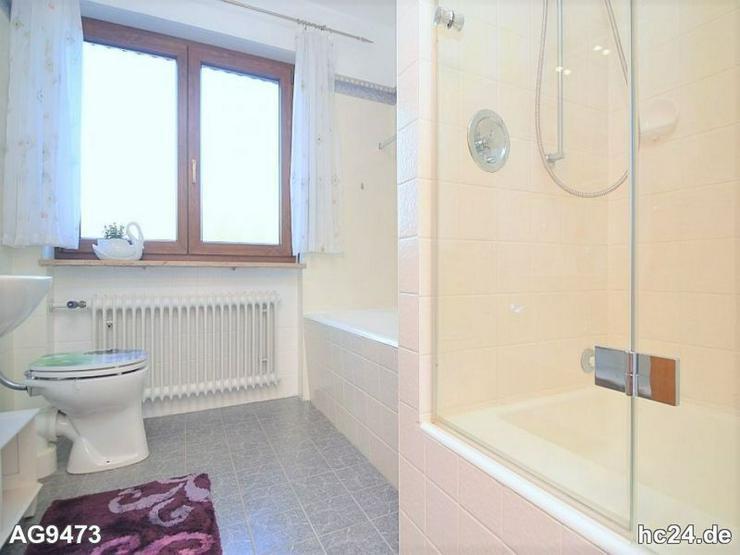 Bild 4: Modern möblierte 2-Zimmer-Wohnung mit Balkon in Nürnberg Nord nahe Flughafen
