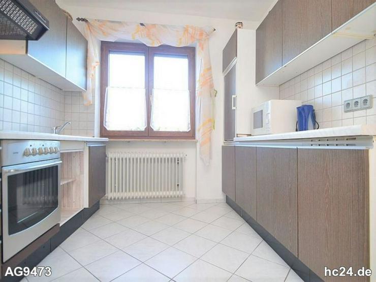 Bild 3: Modern möblierte 2-Zimmer-Wohnung mit Balkon in Nürnberg Nord nahe Flughafen