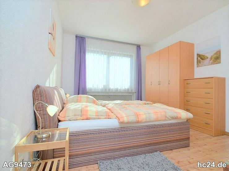 Bild 2: Modern möblierte 2-Zimmer-Wohnung mit Balkon in Nürnberg Nord nahe Flughafen