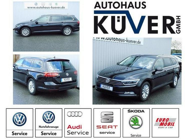 VW Passat Variant 1,4 TSI DSG Navi Sitzheizung LED - Passat - Bild 1