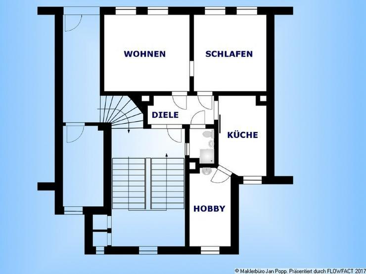 Bild 10: Preiswerte 2,5-Raumwohnung in Richtung Aubachtal
