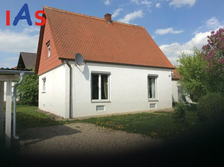 Grundstück mit Altbestand in Etting Nähe AUDI (Reduzierte Maklercourtage!) zu verkaufen! - Grundstück kaufen - Bild 1
