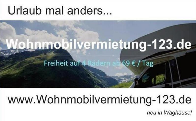 Bild 10: Wohnmobil - 4 Wochen mieten & 3 Wochen zahlen