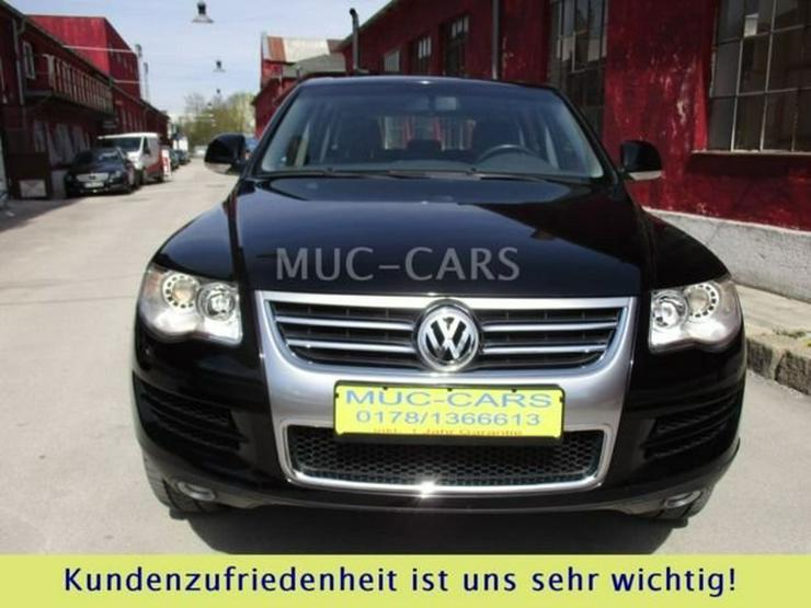 Bild 2: VW Touareg R5 TDI Orig 72.000 km 6 Gang DPF