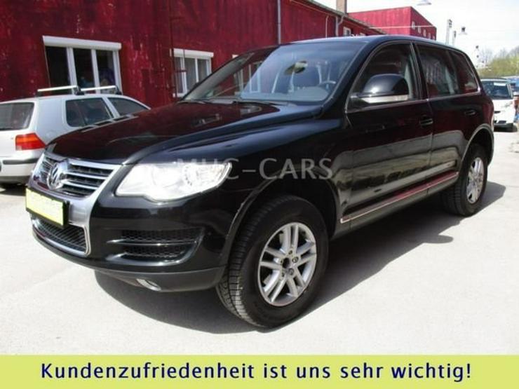 Bild 3: VW Touareg R5 TDI Orig 72.000 km 6 Gang DPF