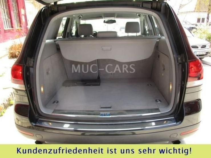 Bild 6: VW Touareg R5 TDI Orig 72.000 km 6 Gang DPF