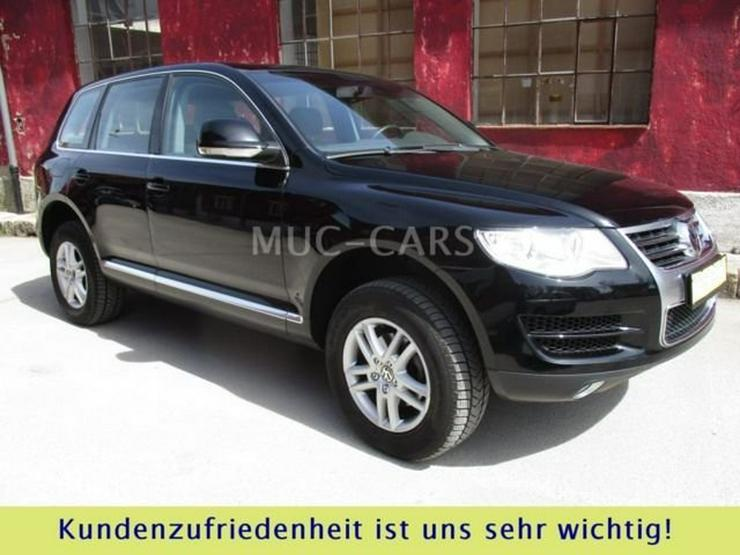 VW Touareg R5 TDI Orig 72.000 km 6 Gang DPF
