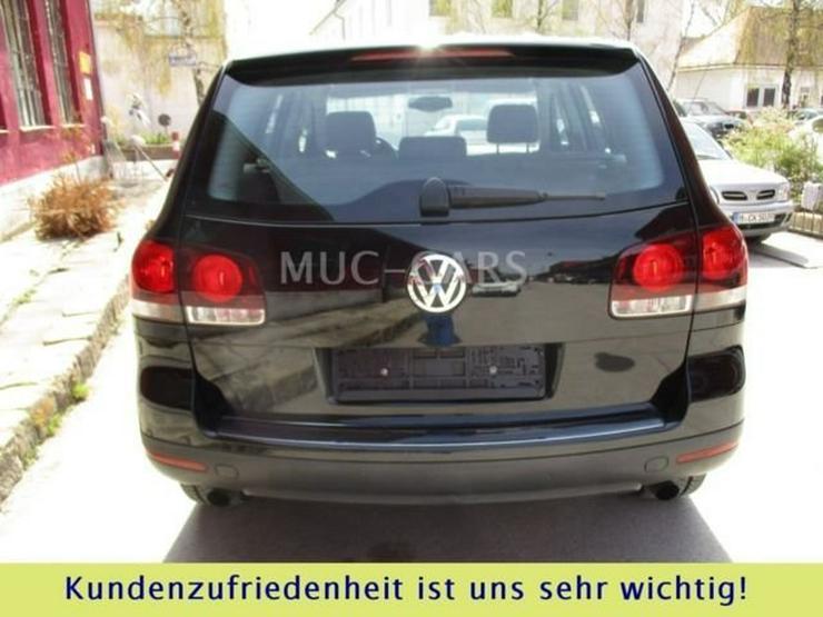 Bild 5: VW Touareg R5 TDI Orig 72.000 km 6 Gang DPF