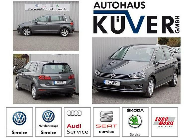 VW Golf Sportsvan 1,4 TSI Highline DSG Navi Xenon