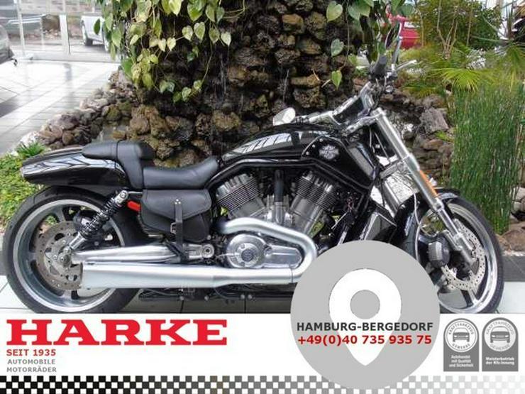 HARLEY DAVIDSON V-Rod Muscle ABS VRSCF