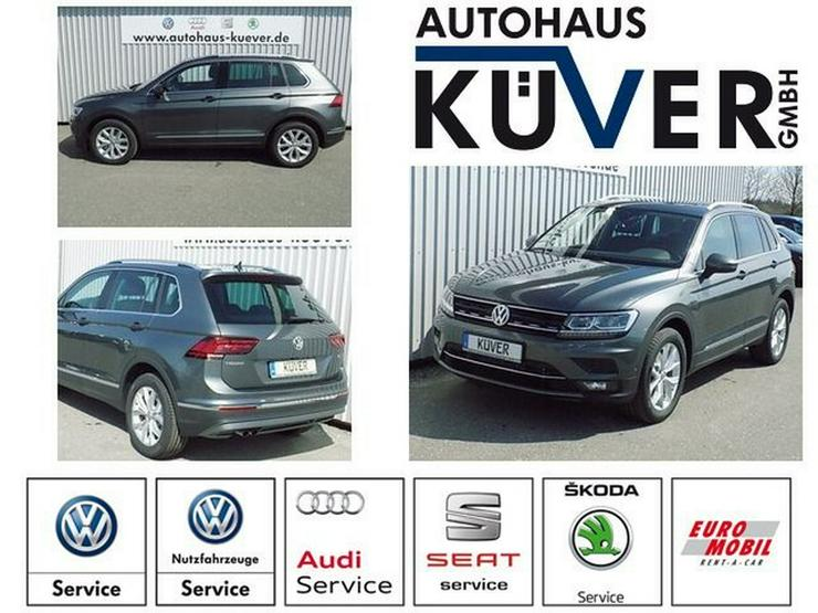 VW Tiguan 2,0 TSI Highline DSG 4-M Pano LED ACC AHK