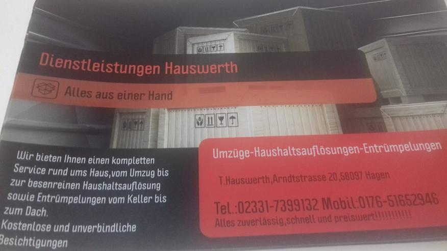 Wohnungsauflösungen & Entrümpelungen NRW