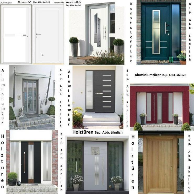 Haustüren, Sicherheitstüren ab 399 €