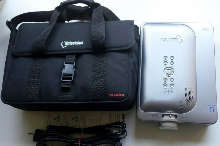 Beamer / Projektor von Sharp Typ PG-M20X