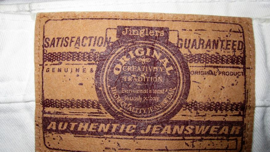 Bild 4: Marken-Herrenjeans teilweise ungetragen
