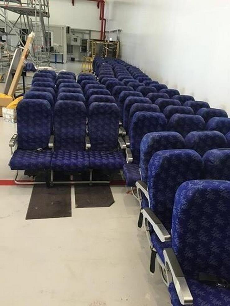 Airbus A320 Sitze, Flugzeugsitze