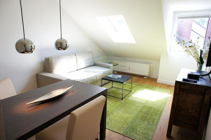 Top möblierte 2-Zimmer-Wohnung in München Zentrum - Wohnen auf Zeit - Bild 1