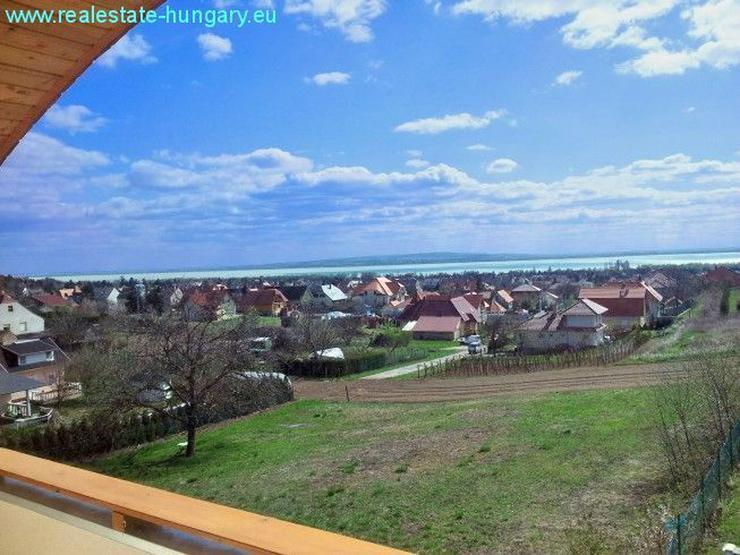Bild 4: Villa mit Blick auf den Balaton
