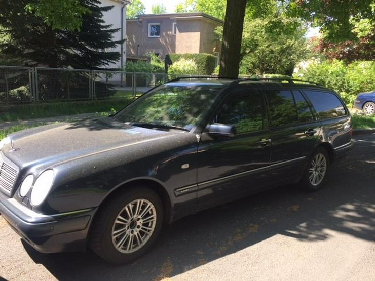 Bild 3: Mercedes-Benz E-Klasse