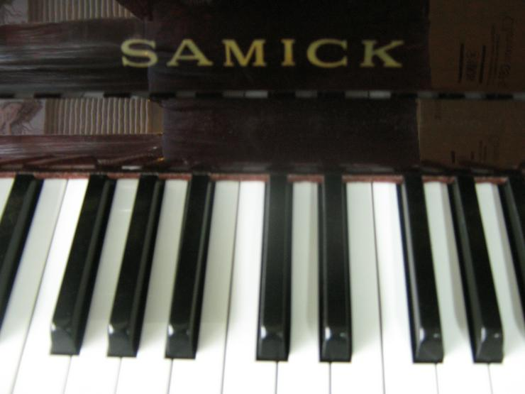 Bild 4: Samick Klavier mit Silent-System