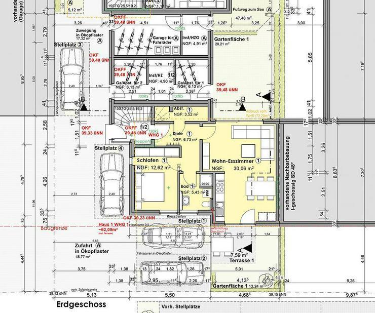 Bild 3: EG-Neubau-Eigentumswohnung am Pröbstingsee (sofort bezugsfrei)