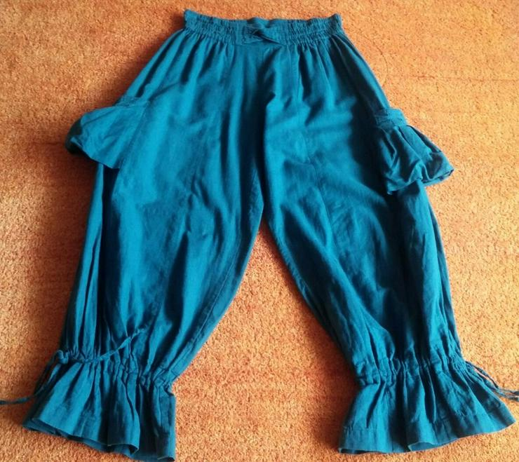 Damen Hose leichte Sommer Stoffhose Gr.38 NW