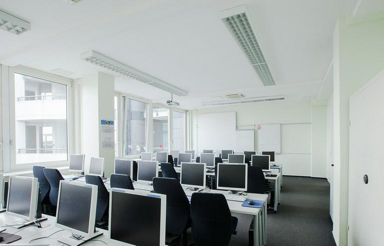 Computerraum für Seminare
