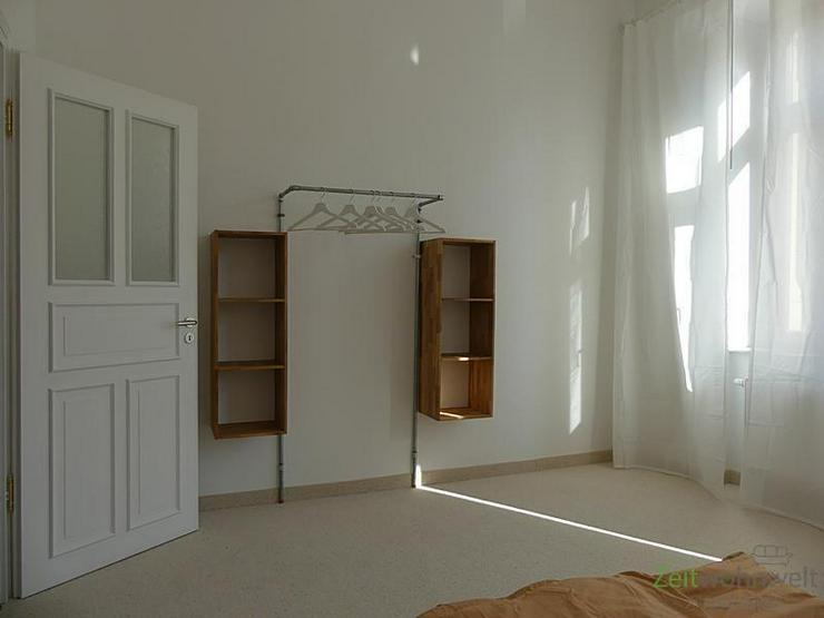Bild 5: (EF0374_M) Dresden: Striesen-West, edle Zweizimmerwohnung mit Balkon und Parkettböden in ...