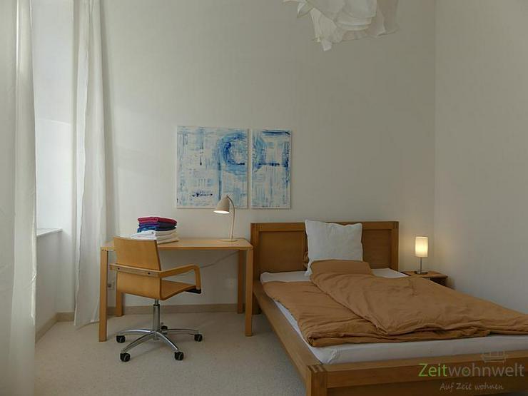 Bild 4: (EF0374_M) Dresden: Striesen-West, edle Zweizimmerwohnung mit Balkon und Parkettböden in ...