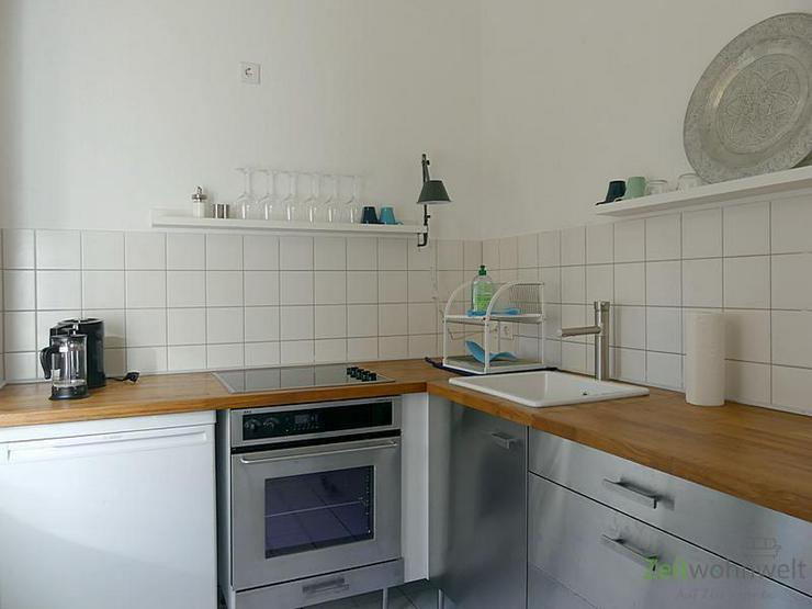 Bild 6: (EF0374_M) Dresden: Striesen-West, edle Zweizimmerwohnung mit Balkon und Parkettböden in ...