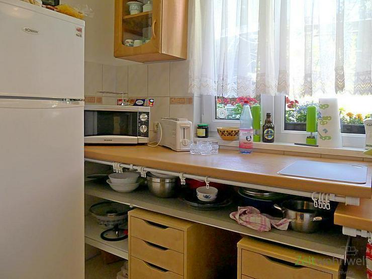 Bild 6: (EF0373_M) Dresden: Laubegast, idyllisches kleines separates Hinterhaus, vollmöbliert, ü...