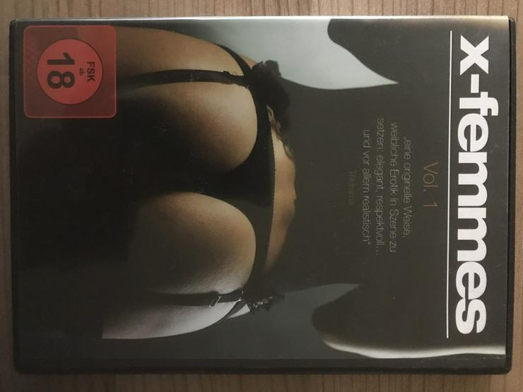 x-femmes Vol. 1, DVD, FSK 18