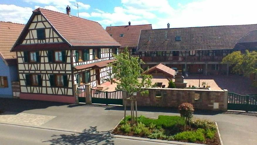 Ferienhaus Cécile kr 4 bis 8 pers im Elsass