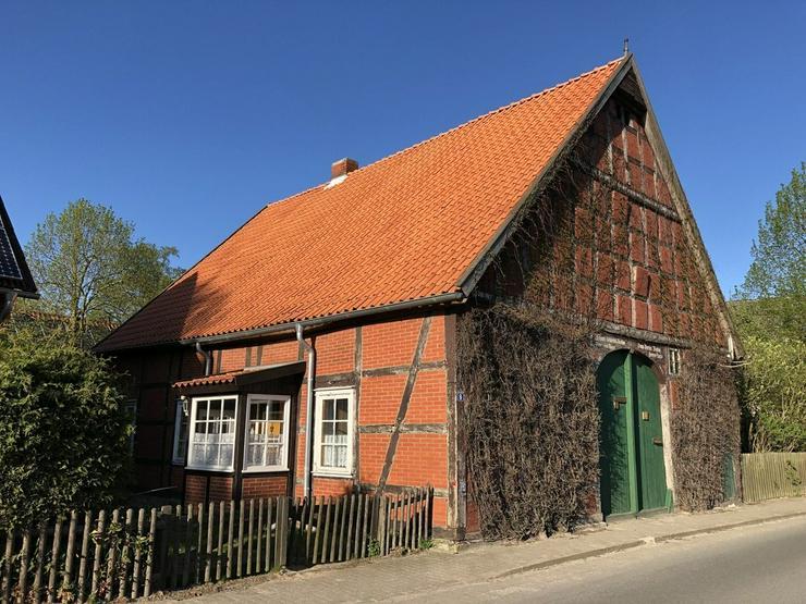 Historisches Vierständer-Fachwerkhaus von 1843